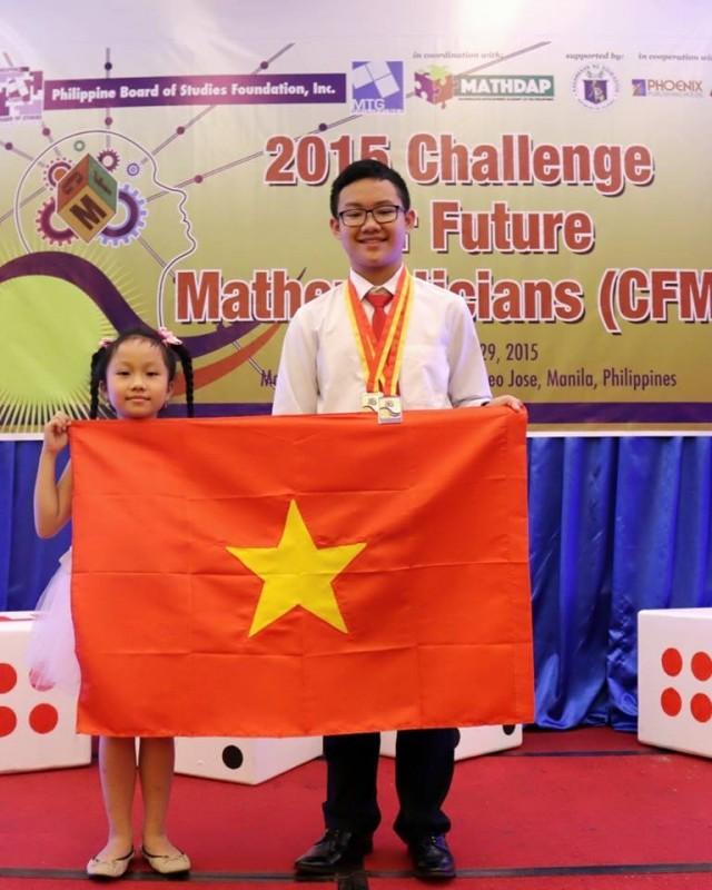 Nguyễn Tuấn Hoàng – Thủ khoa kép với đam mê Toán học