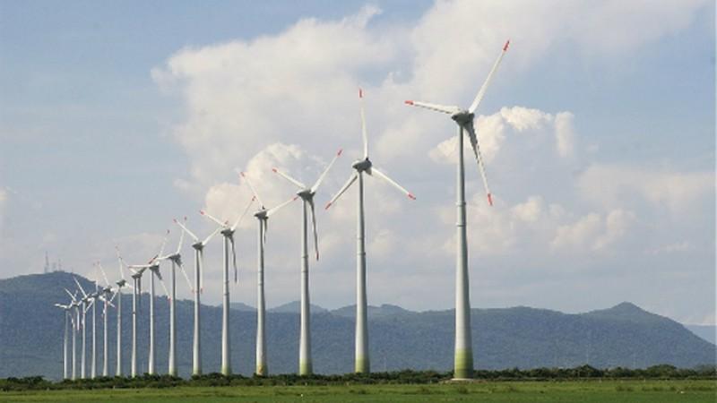 Điện gió hướng tới tương lai năng lượng bền vững