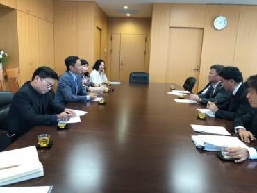 Bộ trưởng Trần Tuấn Anh hội đàm với Bộ trưởng phụ trách CPTPP