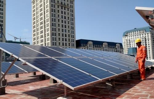 Điện mặt trời áp mái: Hệ thống năng lượng tương lai
