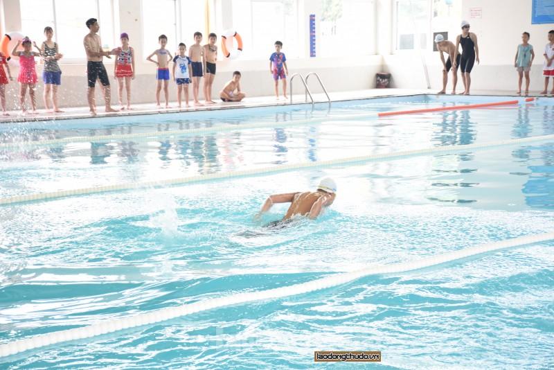 Hoãn tổ chức giải Bơi học sinh phổ thông toàn quốc năm 2020