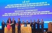 Hiệp định EVFTA và IPA thúc đẩy sự phát triển bền vững cho Việt Nam và EU