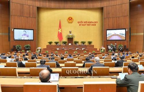 100% đại biểu Quốc hội tán thành thông qua Nghị quyết phê chuẩn Hiệp định EVFTA
