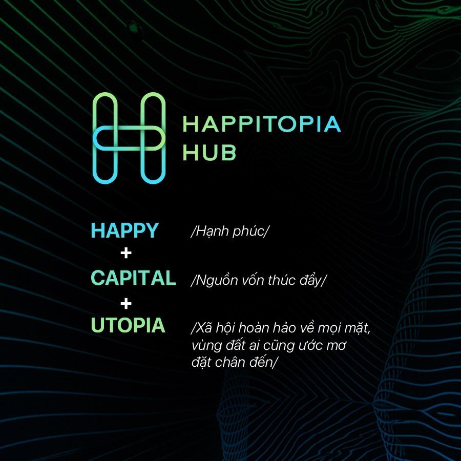 happitopia hub cuoc cach mang cho gioi start up viet 1