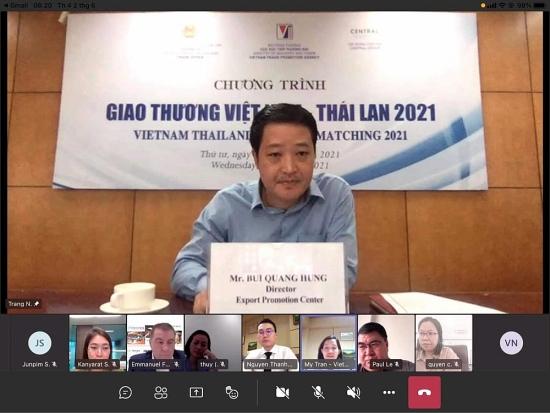 Việt Nam tăng cường kết nối giao thương với Thái Lan