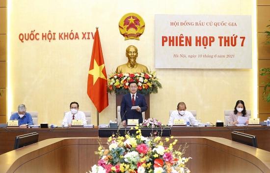 Quốc hội thông qua Nghị quyết công bố danh sách những người trúng cử đại biểu Quốc hội khóa XV