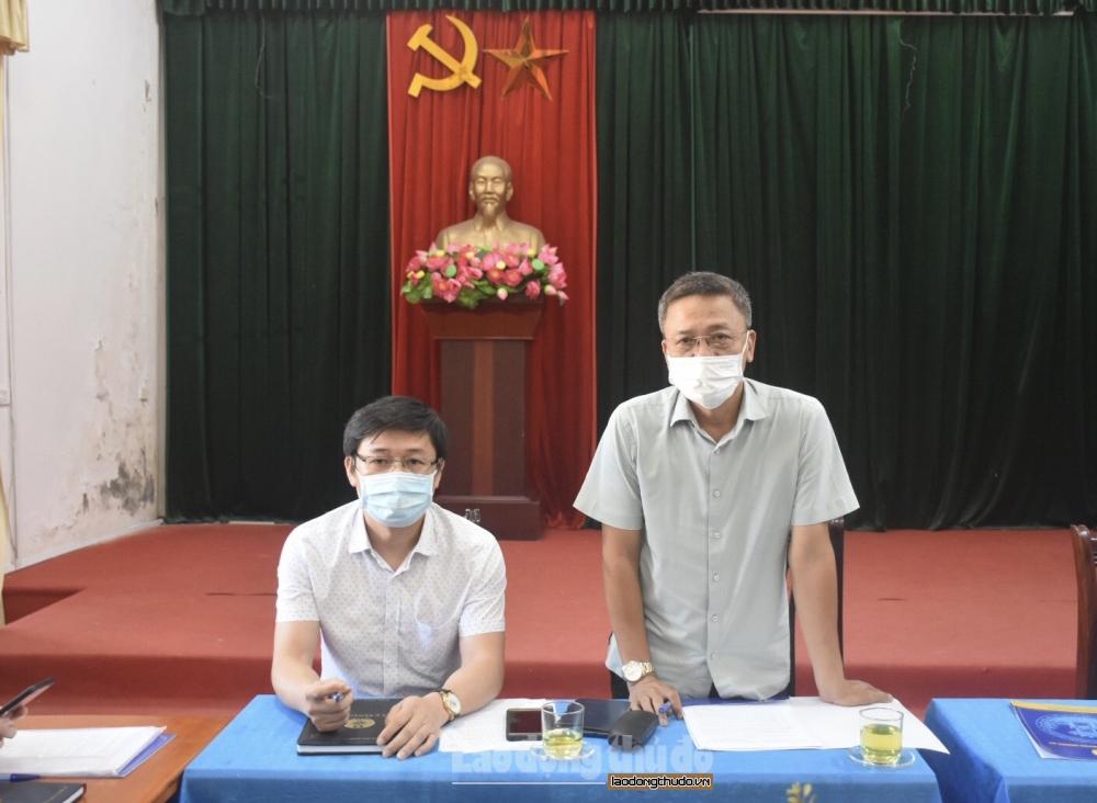 Chủ động công tác phòng, chống dịch Covid-19 cho người lao động