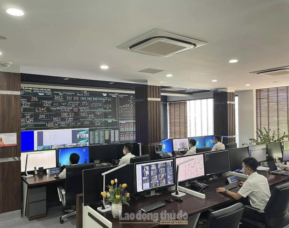 Hà Nội: Lượng tiêu thụ điện trong ngày 18/6 đạt 90,284 triệu kWh