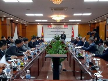 Việt Nam - Thổ Nhĩ Kỳ triển khai kỳ họp lần thứ 7 Ủy ban hỗn hợp kinh tế, thương mại