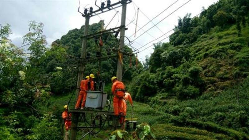 Lào cai: Gần 200 hộ dân vùng sâu huyện Tung Chung Phố đã được cấp điện