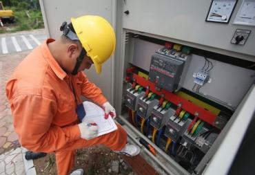 Sản lượng tiêu thụ điện cả nước tiếp tục lập đỉnh mới trong ngày 3/7