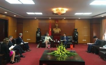 Thúc đẩy quan hệ thương mại Việt Nam – Vương quốc Anh