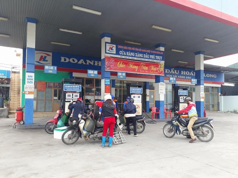 Xăng dầu tăng giá đồng loạt từ 15 giờ ngày 21/9