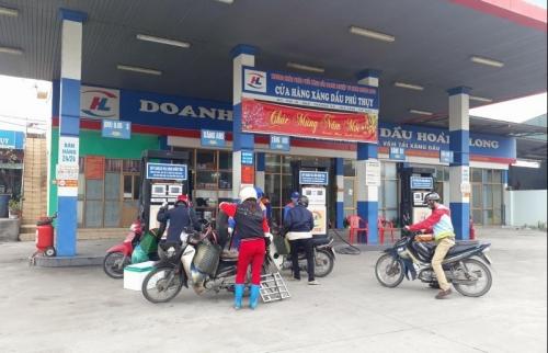 Trước thông tin giá điện tăng, giá xăng dầu được giữ ổn định