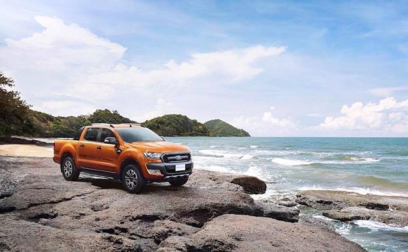 Ford Ranger đạt doanh số kỷ lục tại thị trường Châu Á - Thái Bình Dương