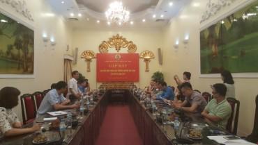 Gặp mặt 7 cá nhân được trao giải thưởng Nguyễn Đức Cảnh năm 2018