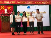 Quỹ Lê Mộng Đào đồng hành cùng học sinh, sinh viên nghèo