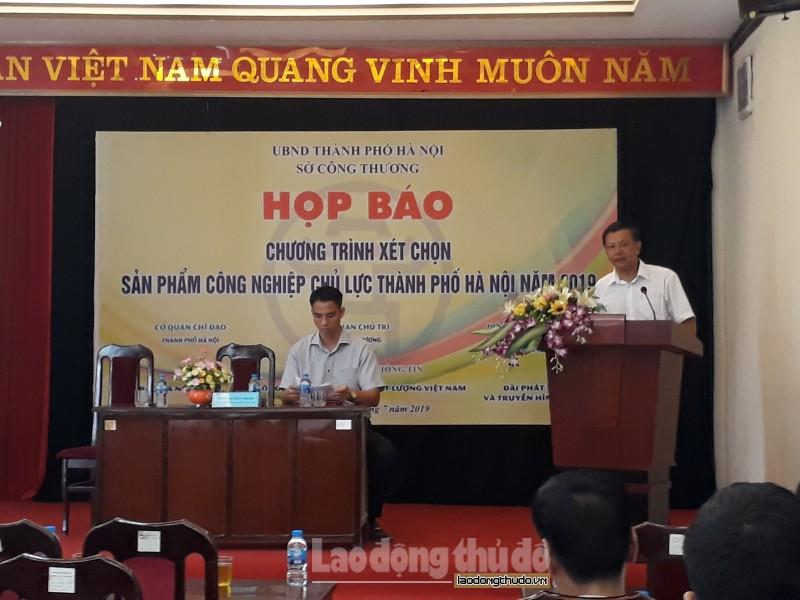ha noi to chuc xet chon san pham cong nghiep chu luc nam 2019