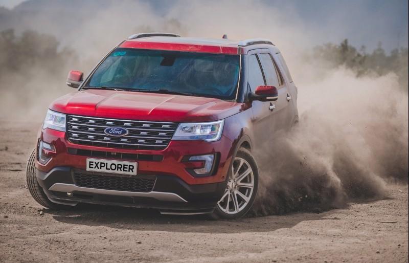 Doanh số bán hàng của Ford Việt Nam tăng 31% trong năm 2019