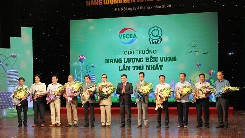 50 doanh nghiep dat giai thuong nang luong ben vung 2019