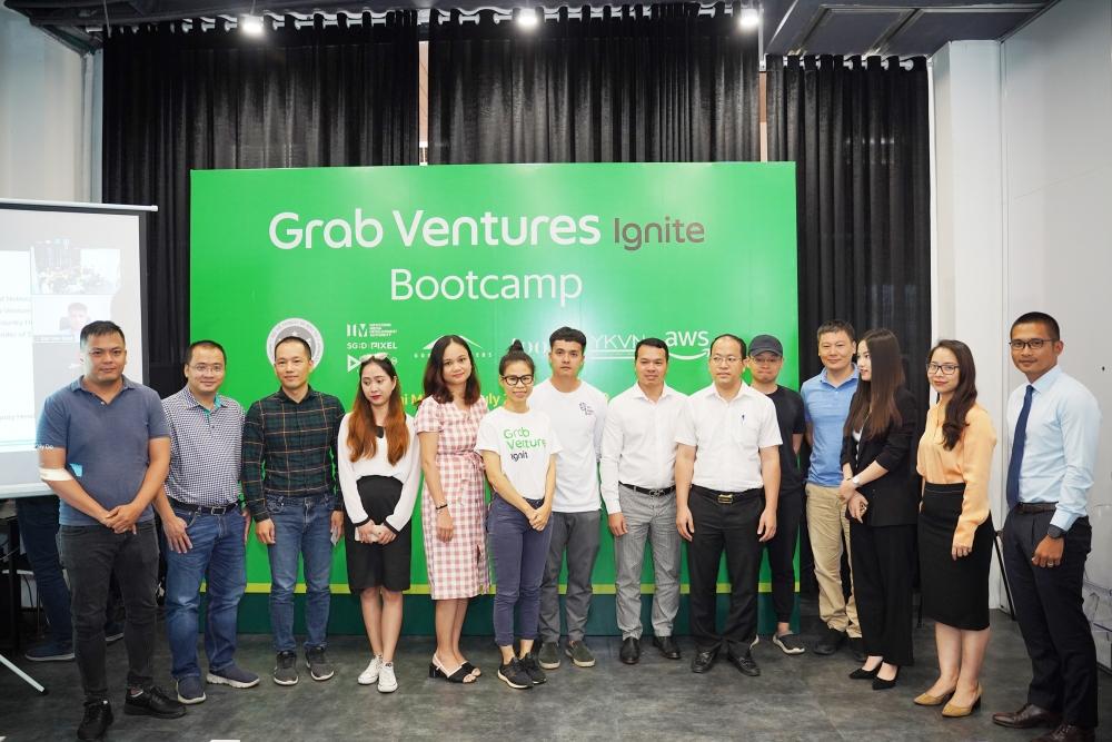 grab chinh thuc khoi dong chuong trinh grab ventures ignite 1