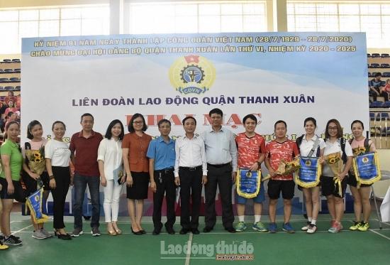Liên đoàn Lao động quận Thanh Xuân: Nỗ lực chăm lo đời sống cho người lao động