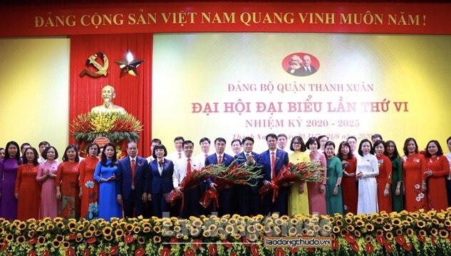 Xây dựng quận Thanh Xuân phát triển toàn diện, hiện đại