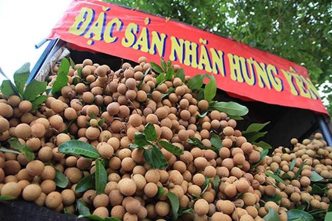 Nhật Bản thị trường tiềm năng cho quả nhãn Việt Nam