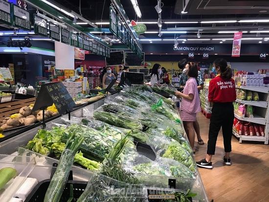 Thị trường hàng hóa nhiều nơi ổn định, đảm bảo nhu cầu tiêu dùng của người dân
