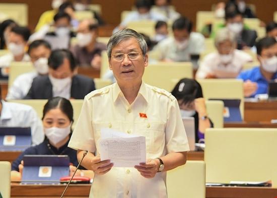 """Đại biểu Nguyễn Anh Trí (Hà Nội): Phải kiên định với """"5K + vắc xin"""""""