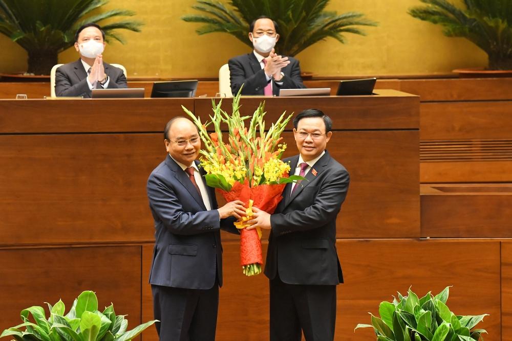 Ông Nguyễn Xuân Phúc được bầu làm Chủ tịch nước nhiệm kỳ 2021-2026