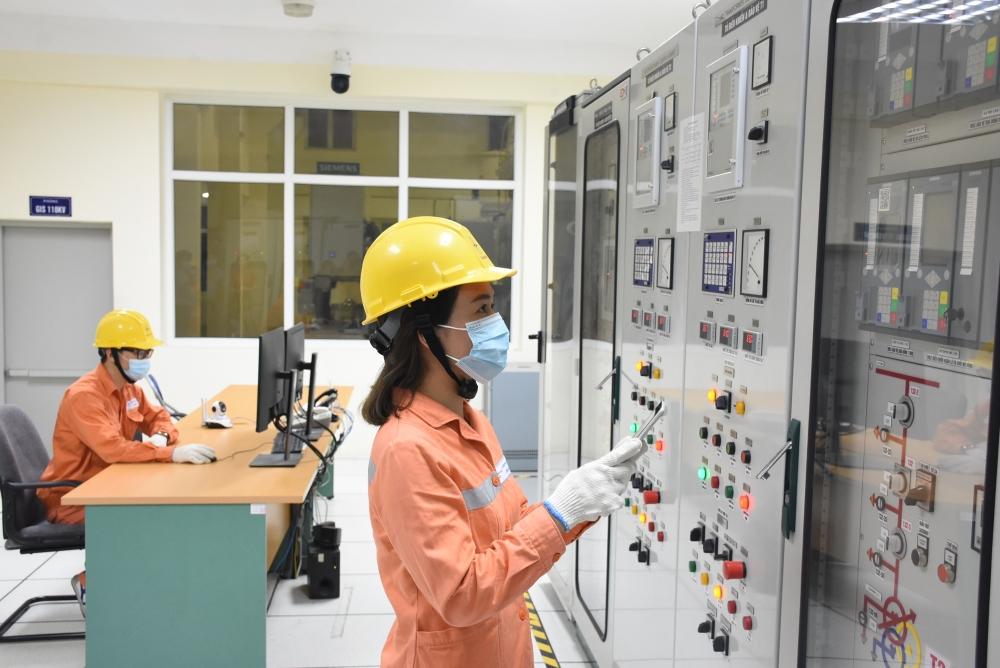 Đảm bảo cấp điện ổn định phục vụ công tác phòng, chống dịch Covid-19