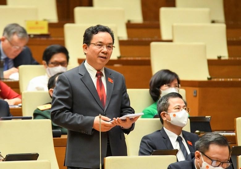 Đại biểu Hoàng Văn Cường (Hà Nội): Nhiều cơ quan xây dựng ở vị trí mới nhưng không trả trụ sở cũ