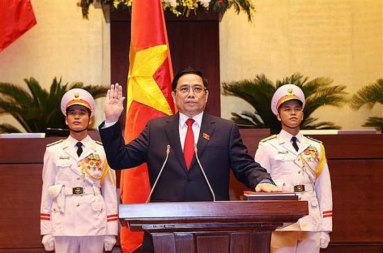 Ông Phạm Minh Chính được bầu làm Thủ tướng Chính phủ nhiệm kỳ mới