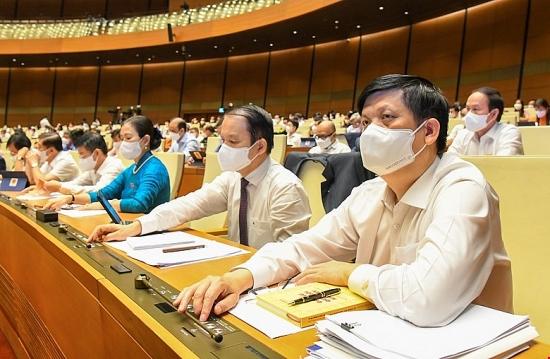 Quốc hội thông qua Nghị quyết Kế hoạch đầu tư công giai đoạn 2021-2025