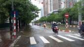 Cảnh báo tình trạng ngập lụt khu vực nội thành Hà Nội