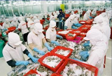 Hoa Kỳ tăng thuế chống bán phá giá đối với tôm Việt Nam