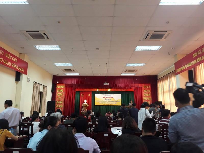 Khởi động chương trình Bình chọn hàng Việt Nam được yêu thích năm 2017