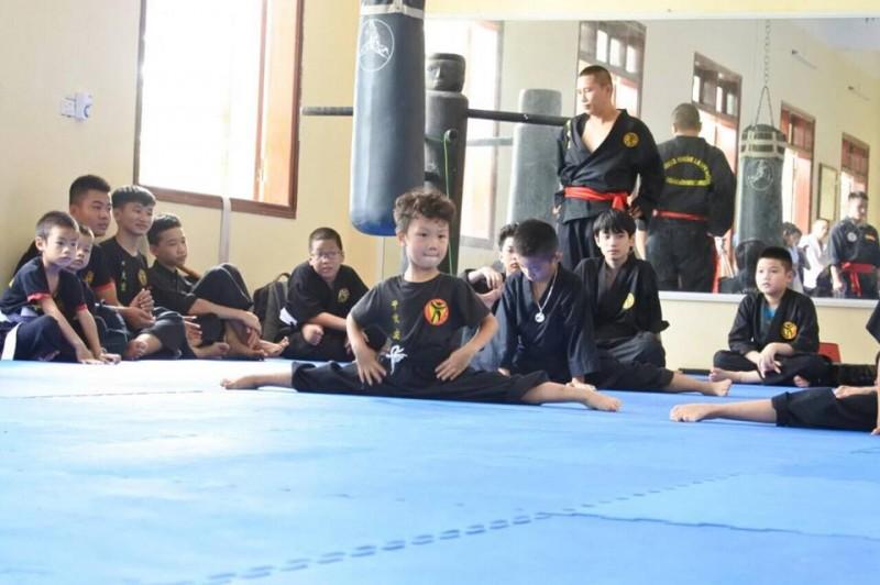 Sẵn sàng cho giải vô địch Thế giới Võ cổ truyền Việt Nam lần thứ II