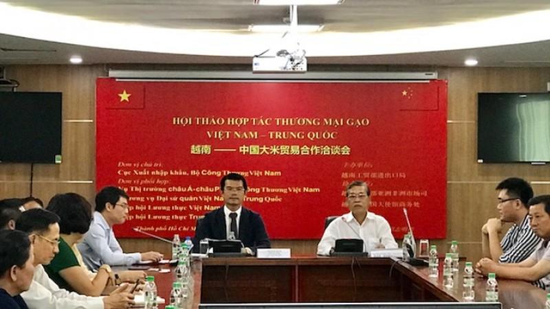 15 doanh nghiệp Trung Quốc tham gia kết nối lương thực tại Việt Nam