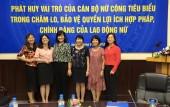 Phát huy vai trò của cán bộ nữ công tiêu biểu ngành Công Thương