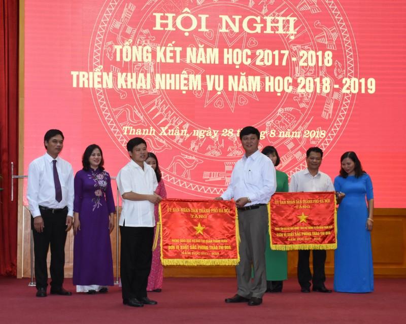 Quận Thanh Xuân: 4 năm liền giữ vị trí dẫn đầu thành phố về Giáo dục