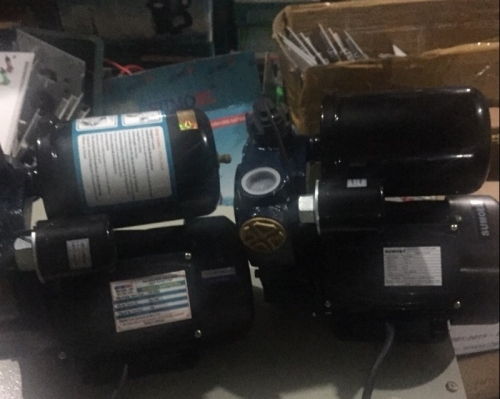 Hà Nội thu giữ 493 chiếc máy bơm nước giả mạo xuất xứ hàng Việt Nam
