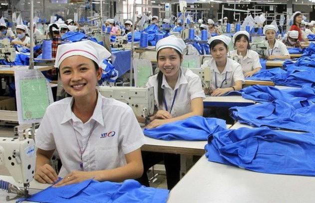 Kim ngạch xuất khẩu hàng dệt may tháng 7 đạt hơn 18 tỷ USD