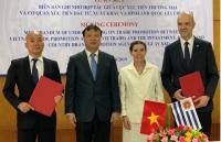 Cục Xúc tiến thương mại Việt Nam và Uruguay tăng cường hợp tác kinh tế