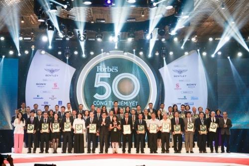 Tập đoàn Xây dựng Hòa Bình lần thứ 4 lọt Top 50 Công ty niêm yết tốt nhất Việt Nam