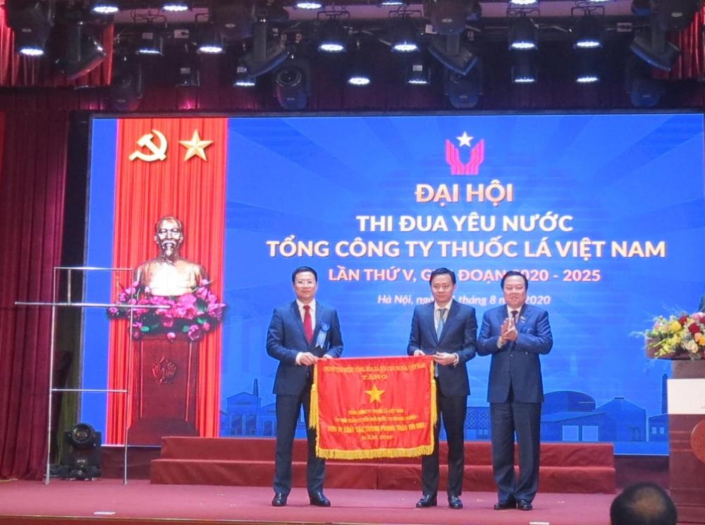 Tổng Công ty thuốc lá Việt Nam: Phát huy hiệu quả từ các phong trào thi đua yêu nước