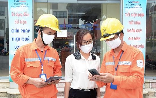 EVN Hà Nội miễn giảm gần 900 tỷ đồng tiền điện cho khách hàng ảnh hưởng bởi dịch Covid-19