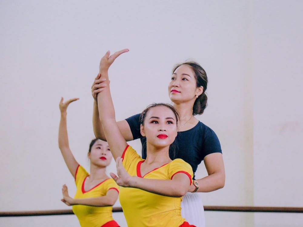 Cần cơ chế đặc thù trong đào tạo Trung cấp ngành diễn viên múa