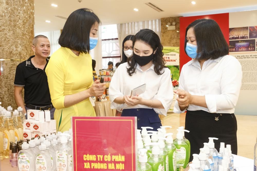 Hàng Việt chiếm trên 90% trong hệ thống phân phối doanh nghiệp nội